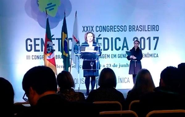 Intercâmbio de informações entre os geneticistas é tema de abertura do Congresso Brasileiro de Genética Médica