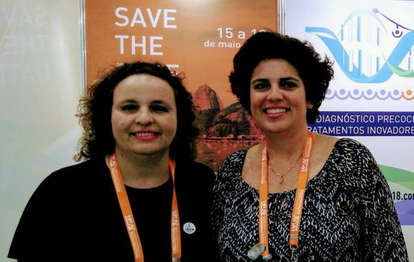 Sociedade Brasileira de Genética Médica marca presença em evento no Rio de Janeiro (RJ)