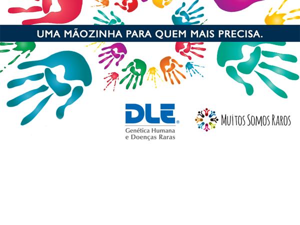 DLE e Muitos Somos Raros promovem ação em apoio ao enfrentamento às doenças raras
