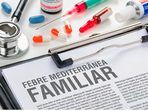Uma saga contra a Febre Mediterrânea Familiar