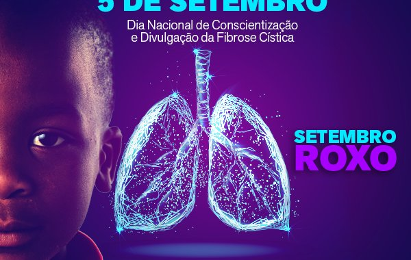 Setembro Roxo: Fibrose Cística conta com atividades de conscientização em todo o Brasil