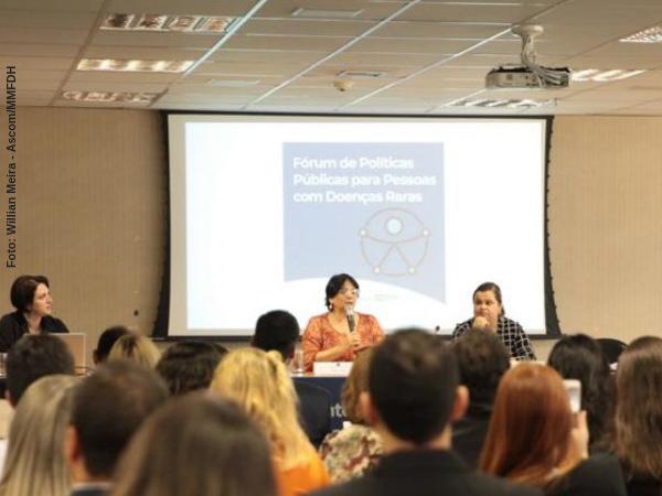 Políticas públicas para doenças raras é tema de evento em Brasília
