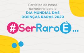 Muitos Somos Raros lança #SerRaroÉ para convocara comunidade rara a compartilhar experiências em vídeo colaborativo