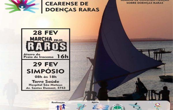 Fortaleza recebe eventos em alusão ao Dia Mundial das Doenças Raras