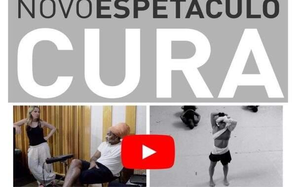 Espetáculo de coreógrafa brasileira é baseado na luta de neto com doença rara