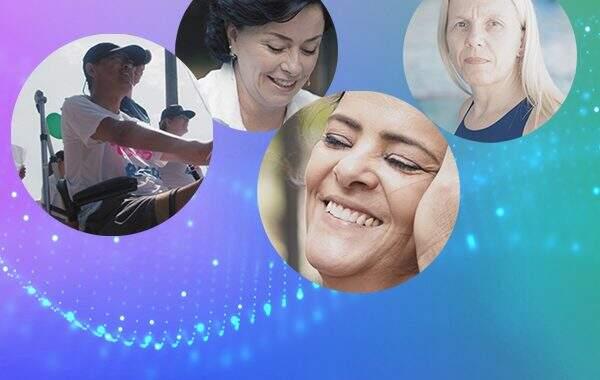 Especial traz histórias inspiradoras de pacientes com porfirias e amiloidose